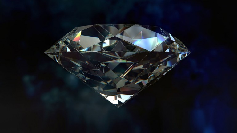 Discovery of a 404ct Angolan Diamond