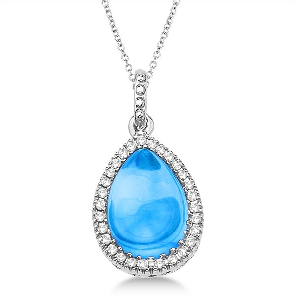 blue topaz post
