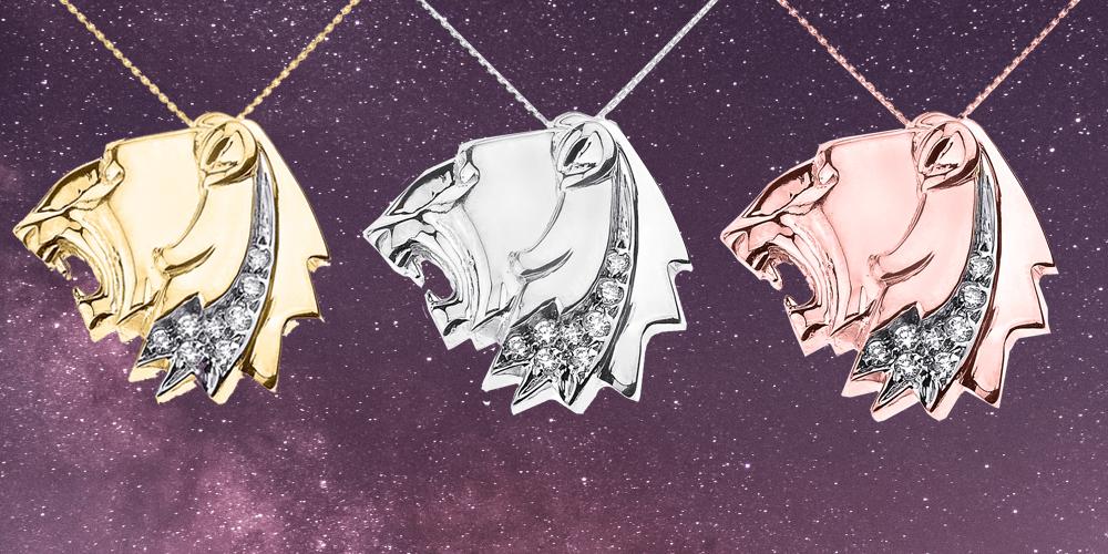 Leo Lion Necklaces