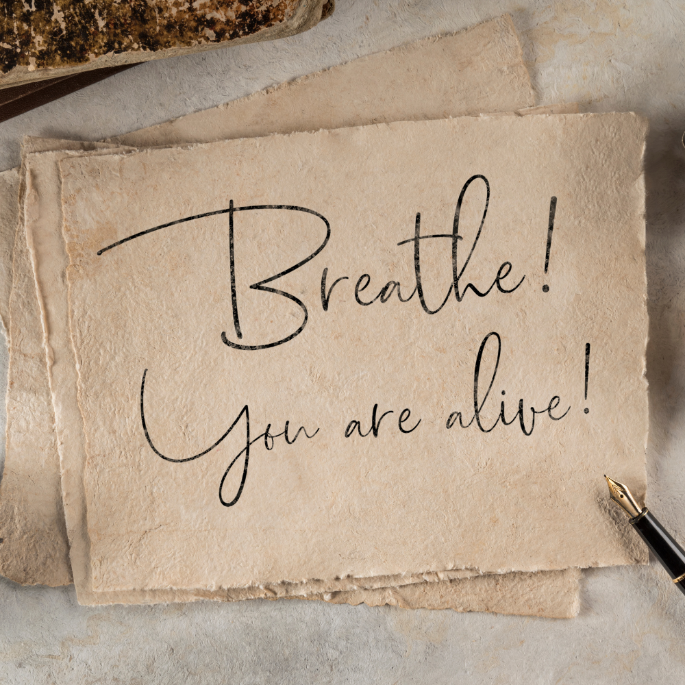 How to Have a More Mindful New Year - Breathe