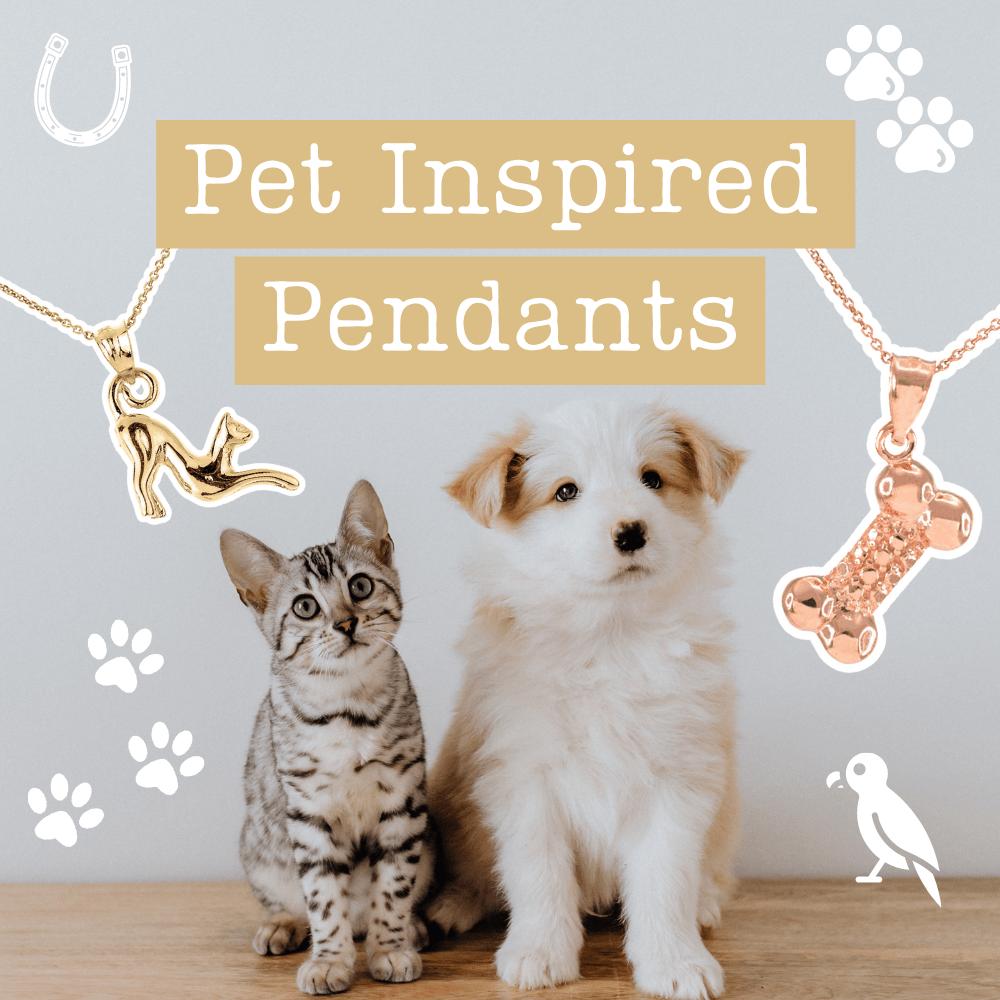 Pet Inspired Pendants