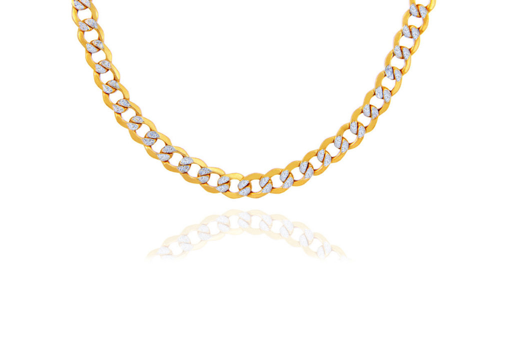 Cuban Chain in 9ct Gold
