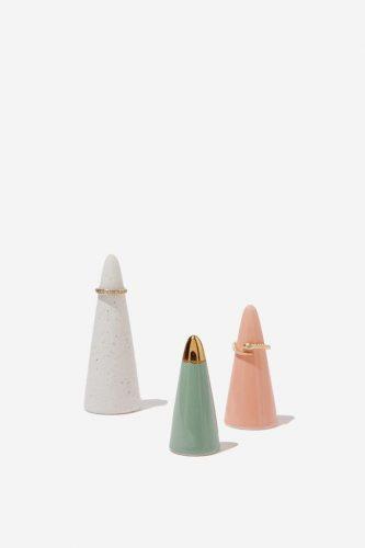 Typo Jewellery Cones  £7