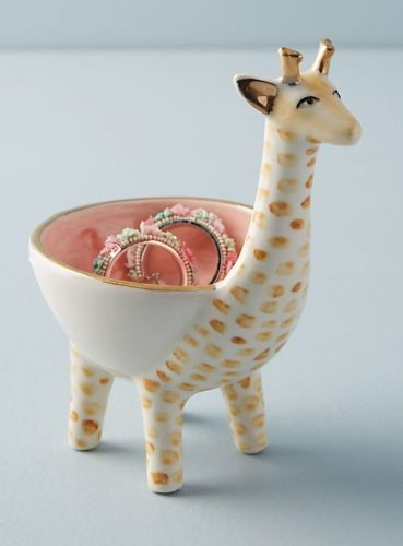 Anthropologie Sweet Safari Trinket Dish  £18